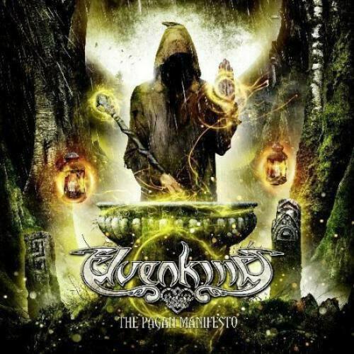 Elvenking - The Pagan Manifesto 2lp (verde oscuro)