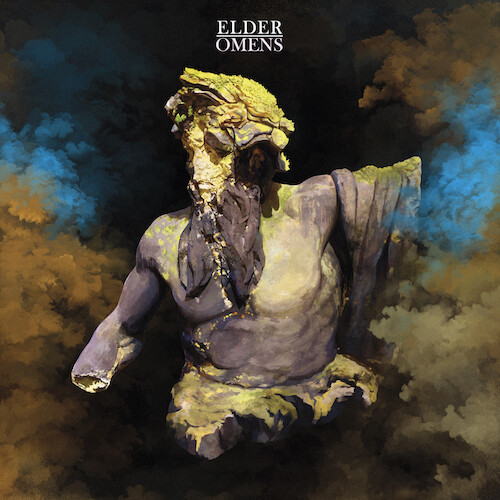 Elder - Omens -CD - PreOrder