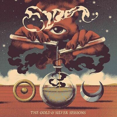 Elder - The Gold & Silver Sessions - (Transparente) - PreOrder- LP