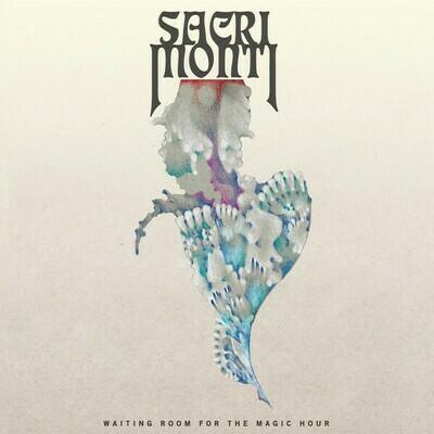 Sacri Monti - Waiting Room For The Magic Hour - (azul) LP