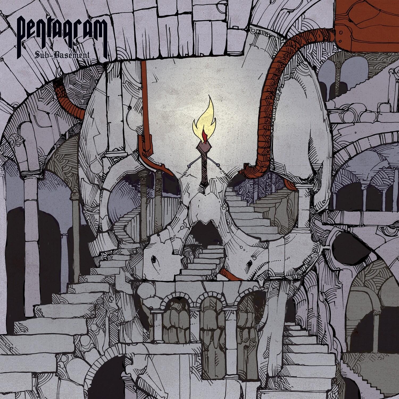 Pentagram - Sub-Basement LP (Blue) - PreOrder