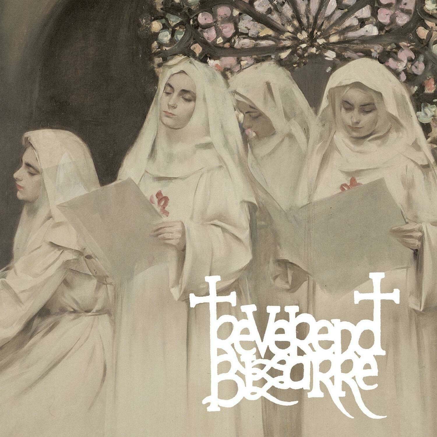 Reverend Bizarre -  Death Is Glory...Now! - 3LP BOX Ultra Clear - PreOrder
