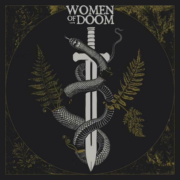 Women Of Doom - Worldwide Edition Gatefold LP - PreOrder