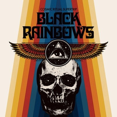 Black Rainbows - Cosmic Ritual Supertrip LP​ - PreOrder
