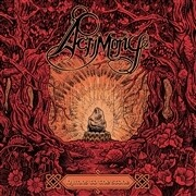 ACRIMONY - HYMNS TO THE STONE - (ORANGE) LP - PreOrder