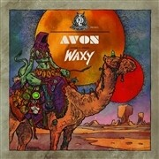 """AVON/WAXY - DESERTFEST VOL. 6 (RED) 7"""" Single - PreOrder"""