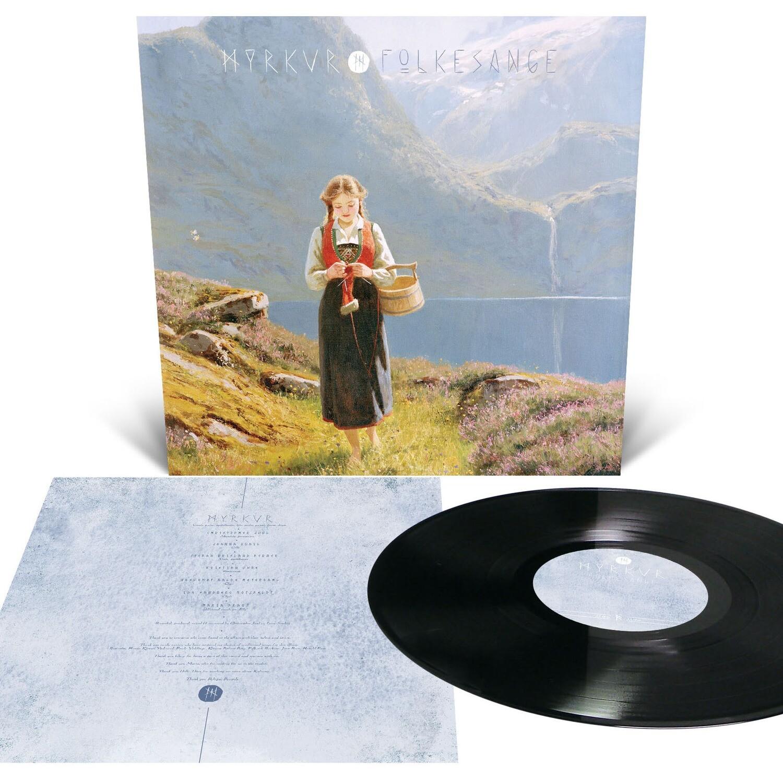 "Myrkur -  Folkesange - 12"" LP - PreOrder"