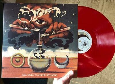 Elder - The Gold & Silver Sessions - (Rojo) LP