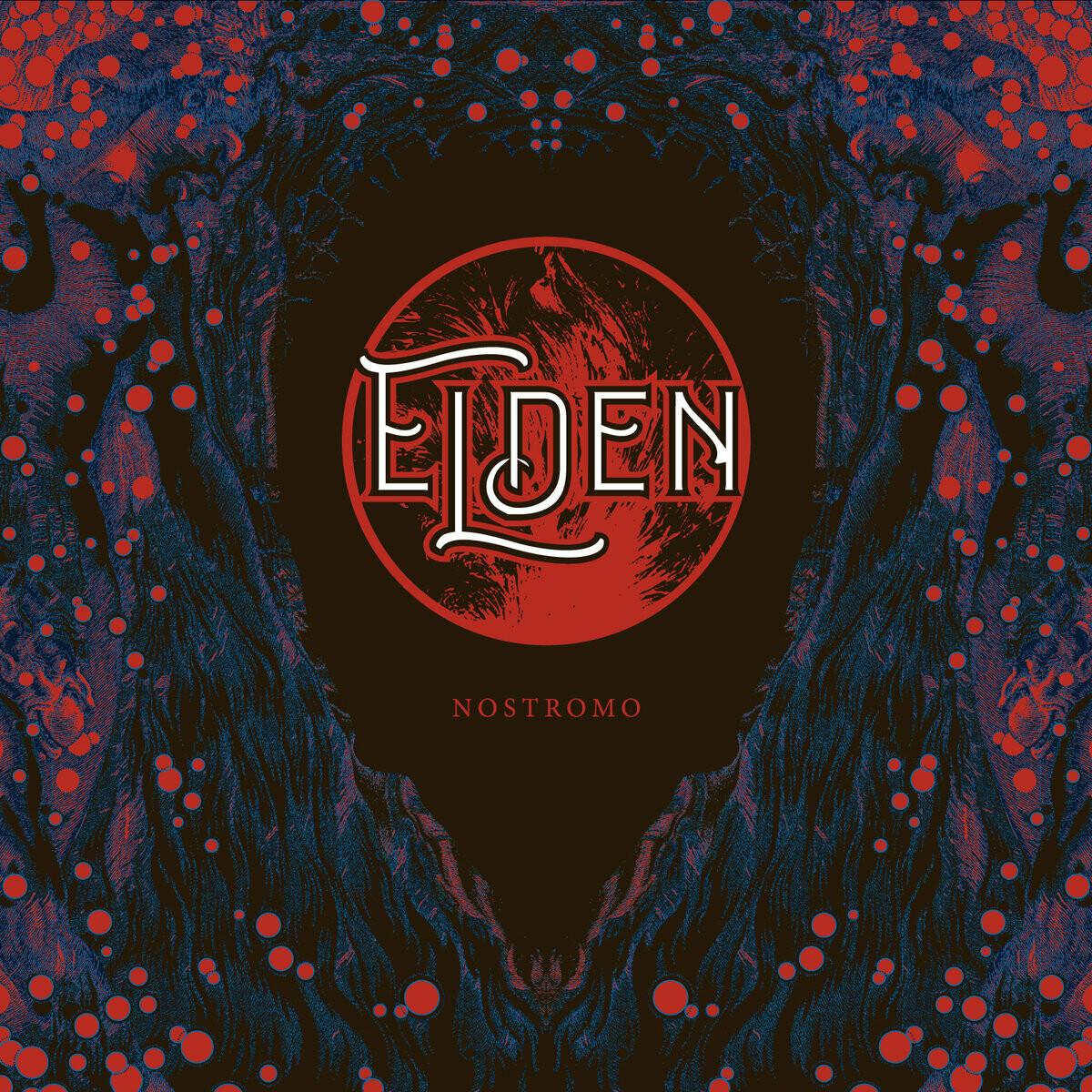 Elden - Nostromo - LP (rojo)