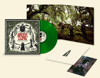 Green Lung - Woodland Rites - LP (Green) - PreOrder