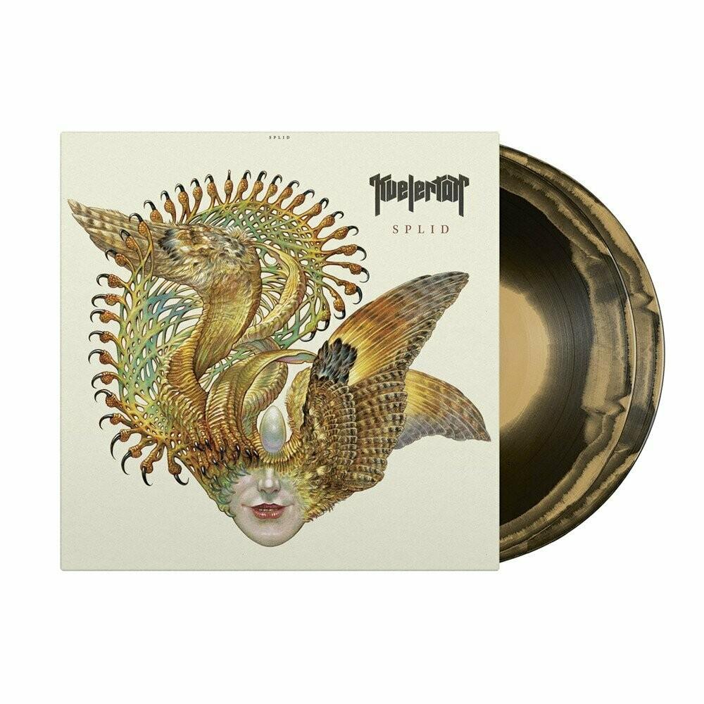 Kvelertak - Splid (Black/Gold Swirl) 2LP