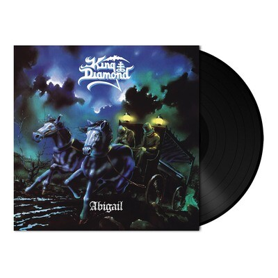 King Diamond - Abigail - LP - PreOrder