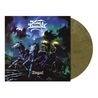 King Diamond - Abigail - LP (Khaki Brown  - Ltd. 500) - PreOrder