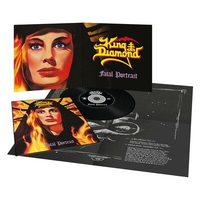 King Diamond - Fatal Portrait -CD - PreOrder