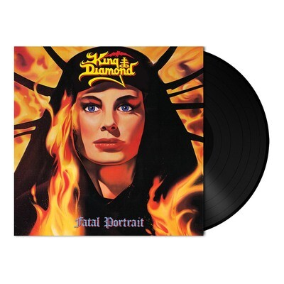 King Diamond - Fatal Portrait - LP - PreOrder
