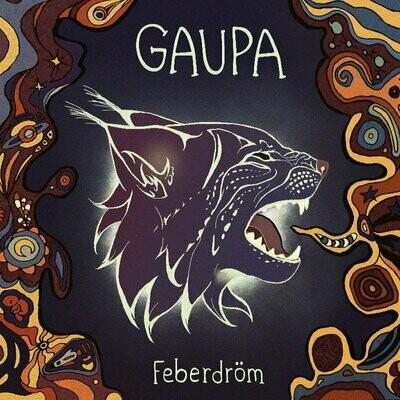 GAUPA - Feberdröm (blue) LP- PreOrder