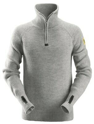 Snickers 2905 ½-Zip Wollen Sweater