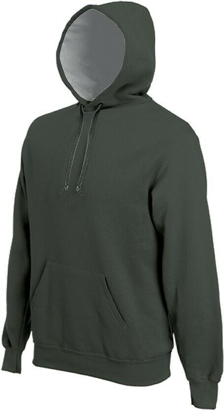 Kariban K443 Hooded Sweatshirt