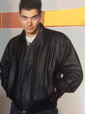 Men Leather Jacket