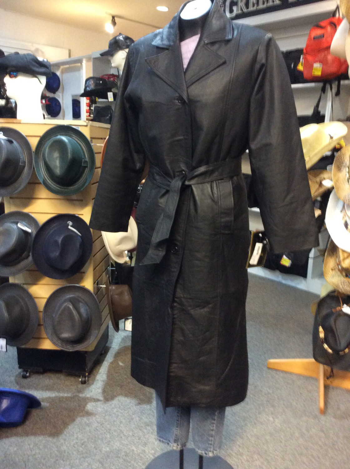 Trench Coats Woman