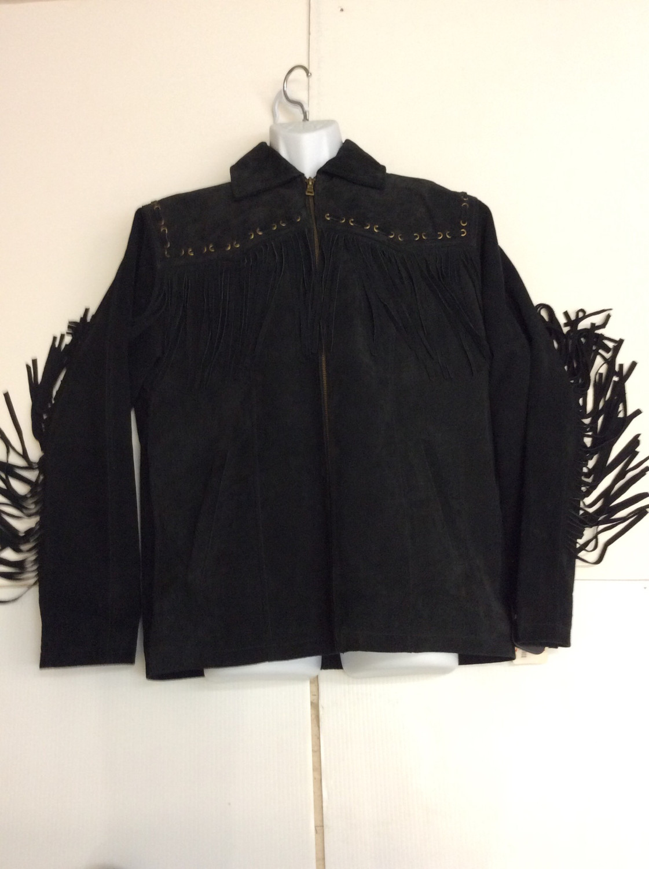 Men Wester Leather Jacket