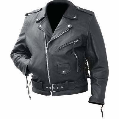 men real leather jacket