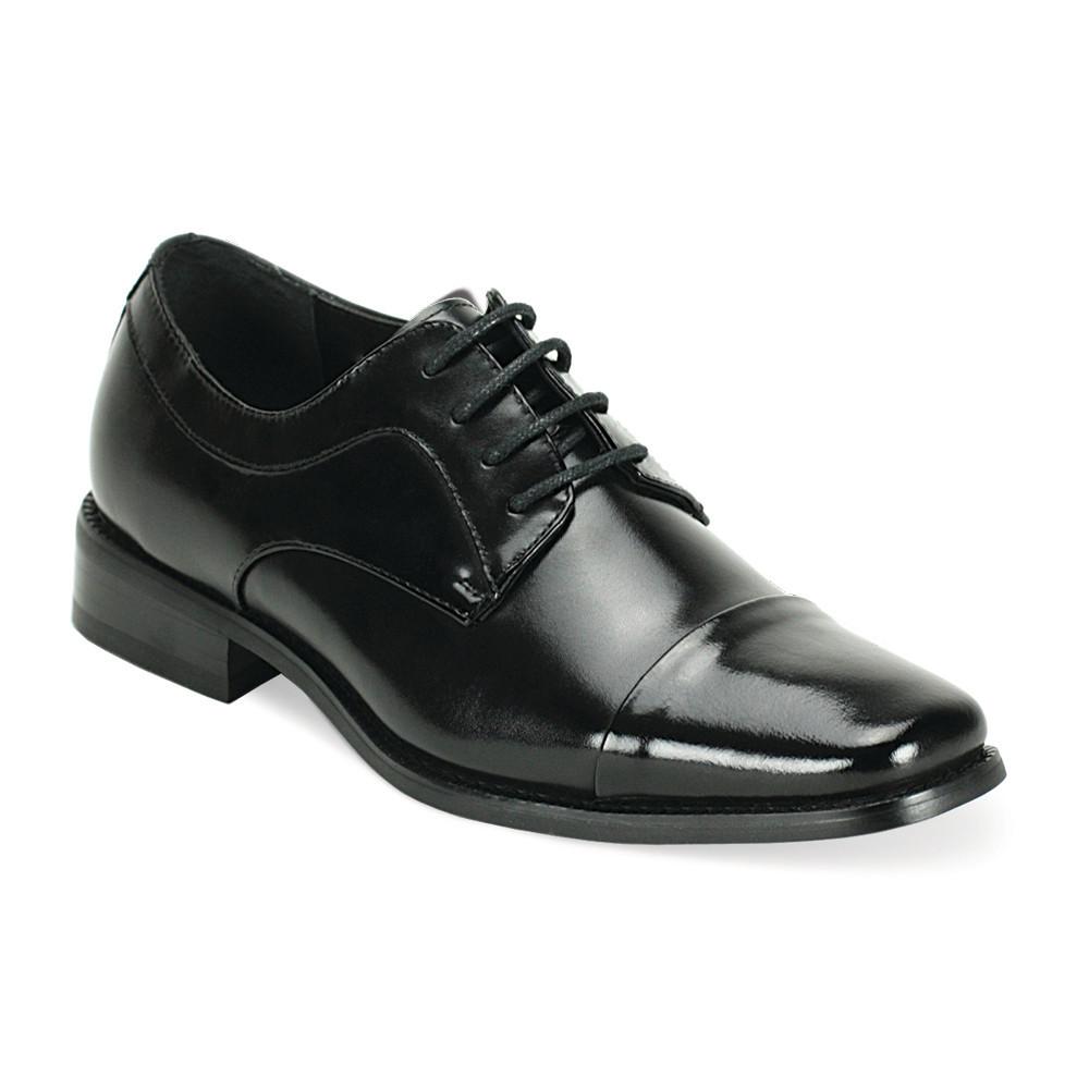 men leather shoes     6215