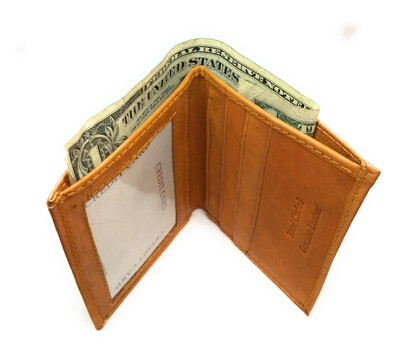 Credit And Money Wallet