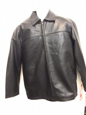 Men Lamb Leather Jacket
