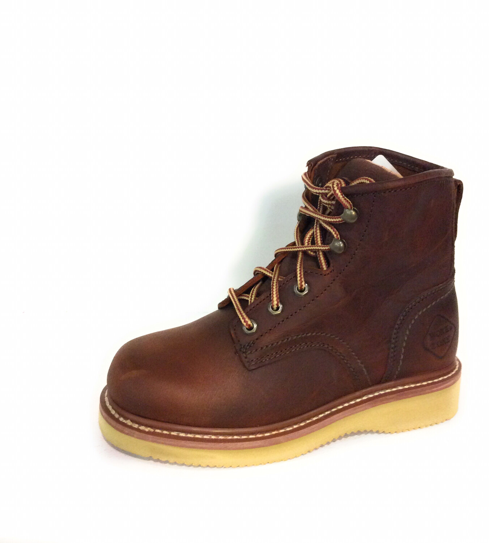 Men working boot brand work zone size 8