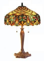 Tiffany-Style Ariel Table Lamp Tiffany-Style Ariel Shade Table Lamp