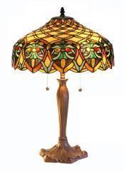 Tiffany-Style Ariel Table Lamp Tiffany-Style Ariel Shade Table Lamp