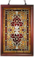 Tiffany-style classic Window Panel Art Glass 20