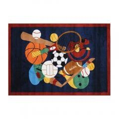 """Supreme Sports America Home Decorative Accent Area Rug 31""""X47"""""""