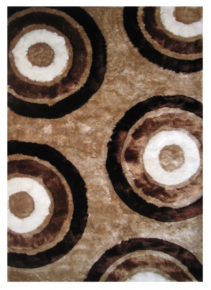 Dimension Shaggy Area Rug 5'x7'3""