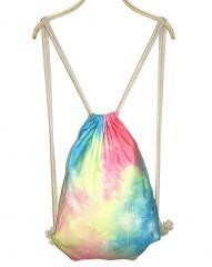 Fashional Item/Canvas Drawstring Backpack [Gradient Ramp]