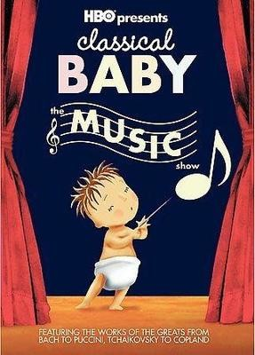 CLASSICAL BABY-MUSIC (DVD/P&S/4X3 TRANSFER)