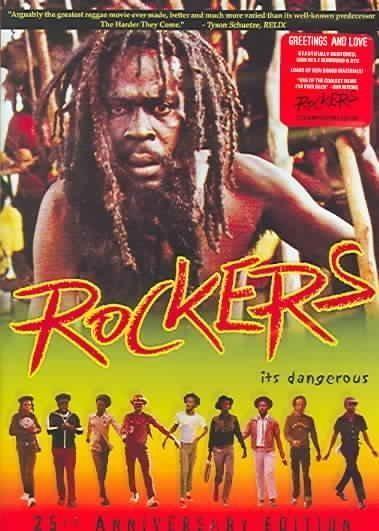 ROCKERS-25TH ANNIVERSARY EDITION (DVD)