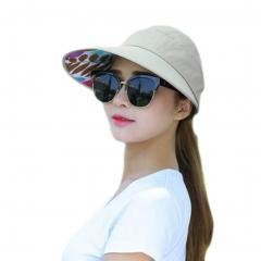UV Protection Hat For Women Skin Care--tan