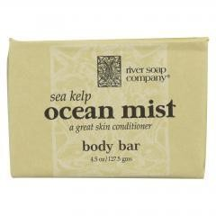 River Soap Company Soap - Ocean Mist Bar - 4.5 oz..