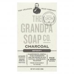 Grandpa Soap Bar Soap - Rose Clay- 4.25 oz