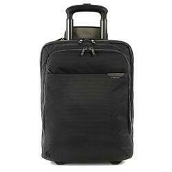 Tucano Work-Out Expanded Trolley Carry On Case Suitcase Luggage~Bl