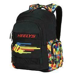 Heelys Thrasher Multi Color Geo Backpack