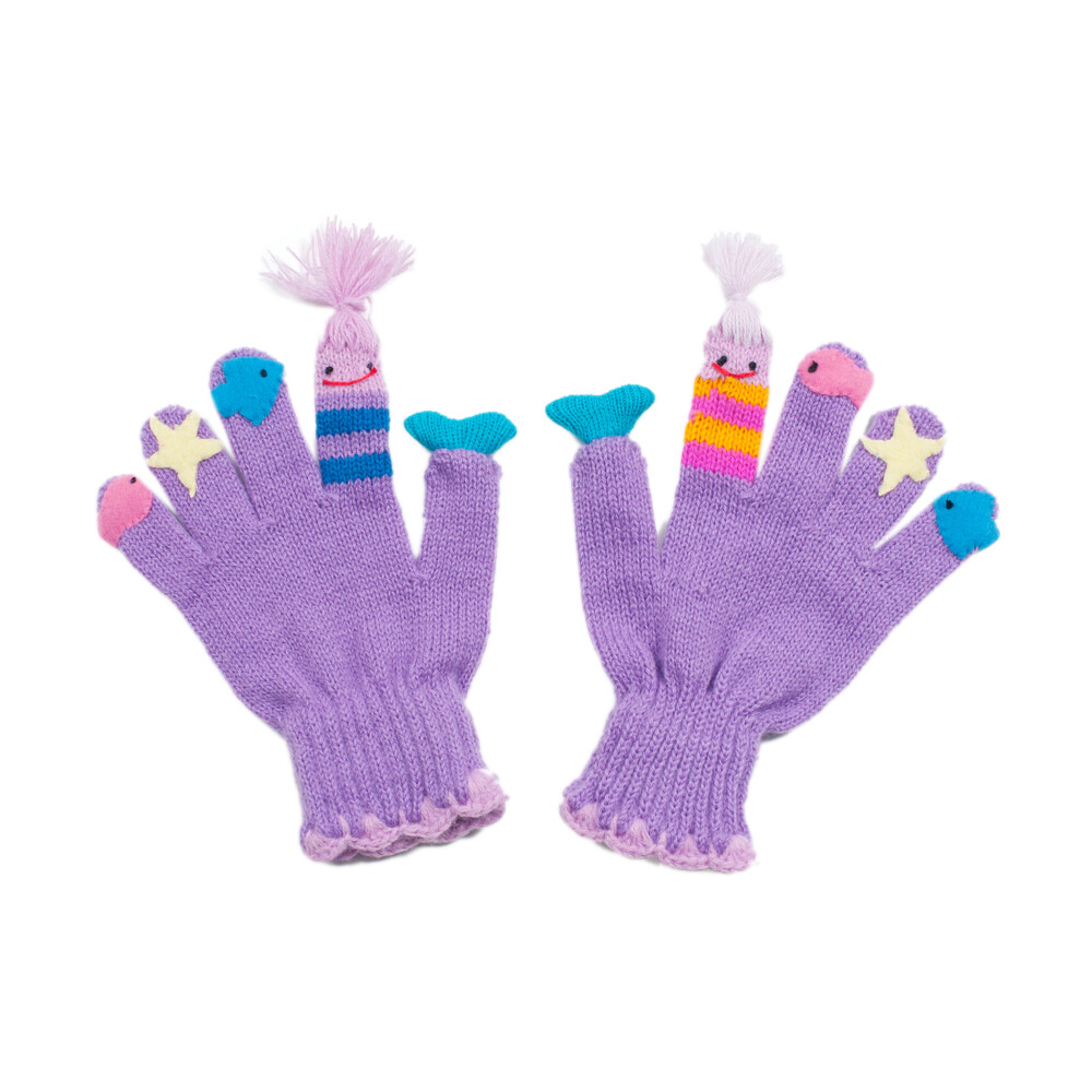 Kidorable Large Mermaid Gloves