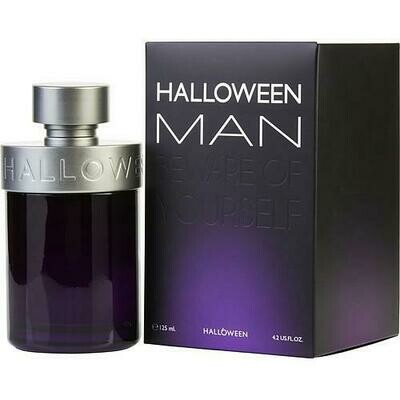 HALLOWEEN for men by Jesus del Pozo EDT SPRAY 4.2 OZ