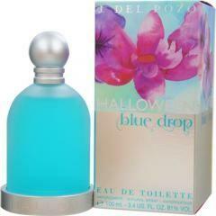 HALLOWEEN BLUE DROP by Jesus del Pozo EDT SPRAY 3.4 OZ