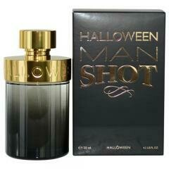HALLOWEEN SHOT MAN by Jesus del Pozo EDT SPRAY 4.2 OZ