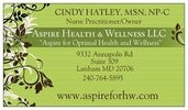 Aspire Health and Wellness Online Store