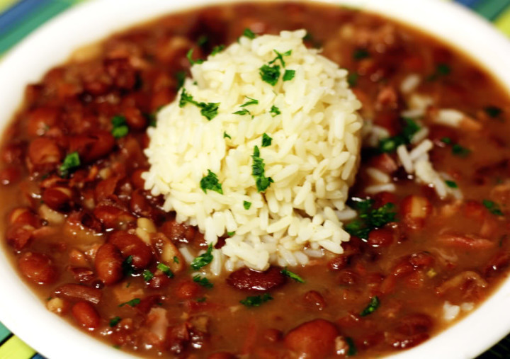 Red Beans & Rice (Small) 00010
