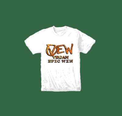 VEW logo shadowed